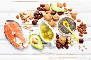 10 Healthy High-fat Foods